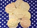 Gold Coins(1 lb.) / Add Your Logo